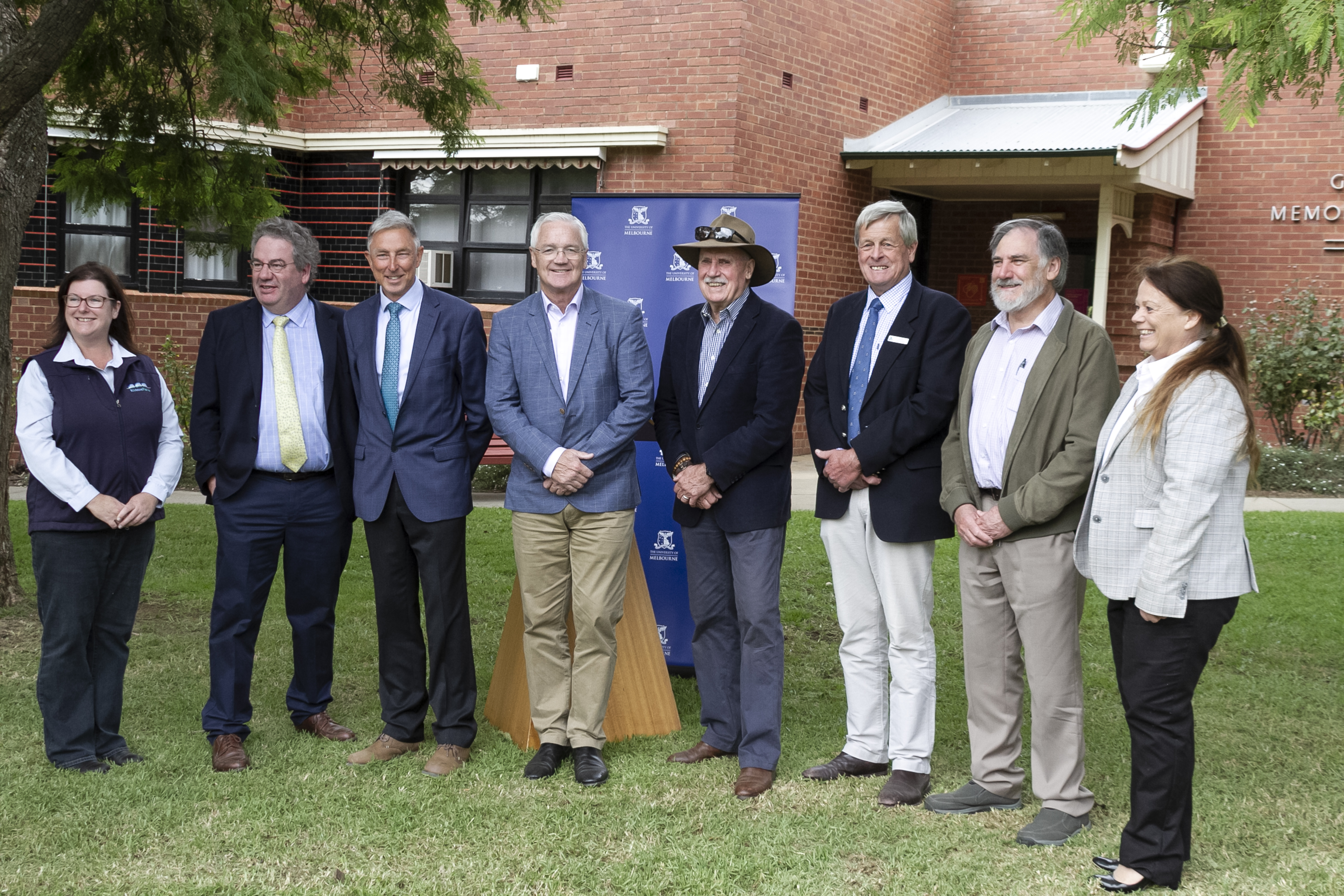 The launch of the Victoria Drought Resilience Adoption and Innovation Hub