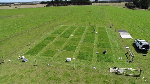 Precision agriculture research at the University of Melbourne.