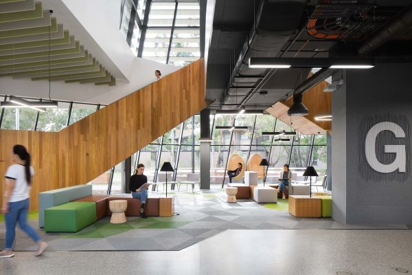 Informal Space, Learning and Teaching