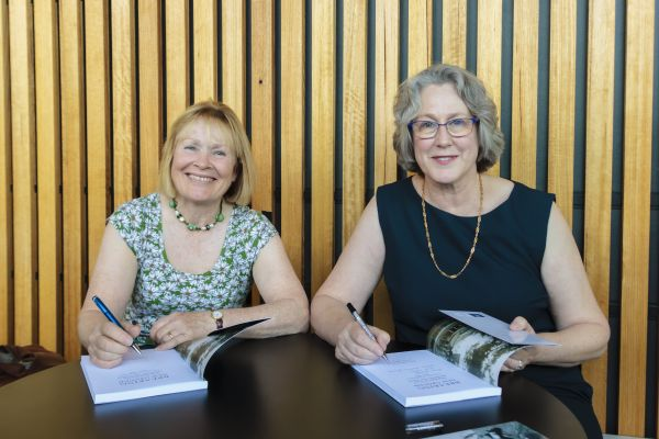Dr Ann Westmore and Associate Professor Helen Billman-Jacobe